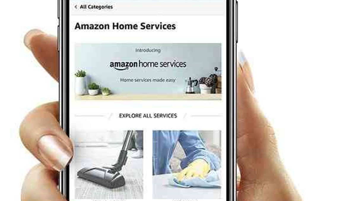 """""""أمازون"""" تطلق ميزة خدماتها المنزليّة في الإمارات"""