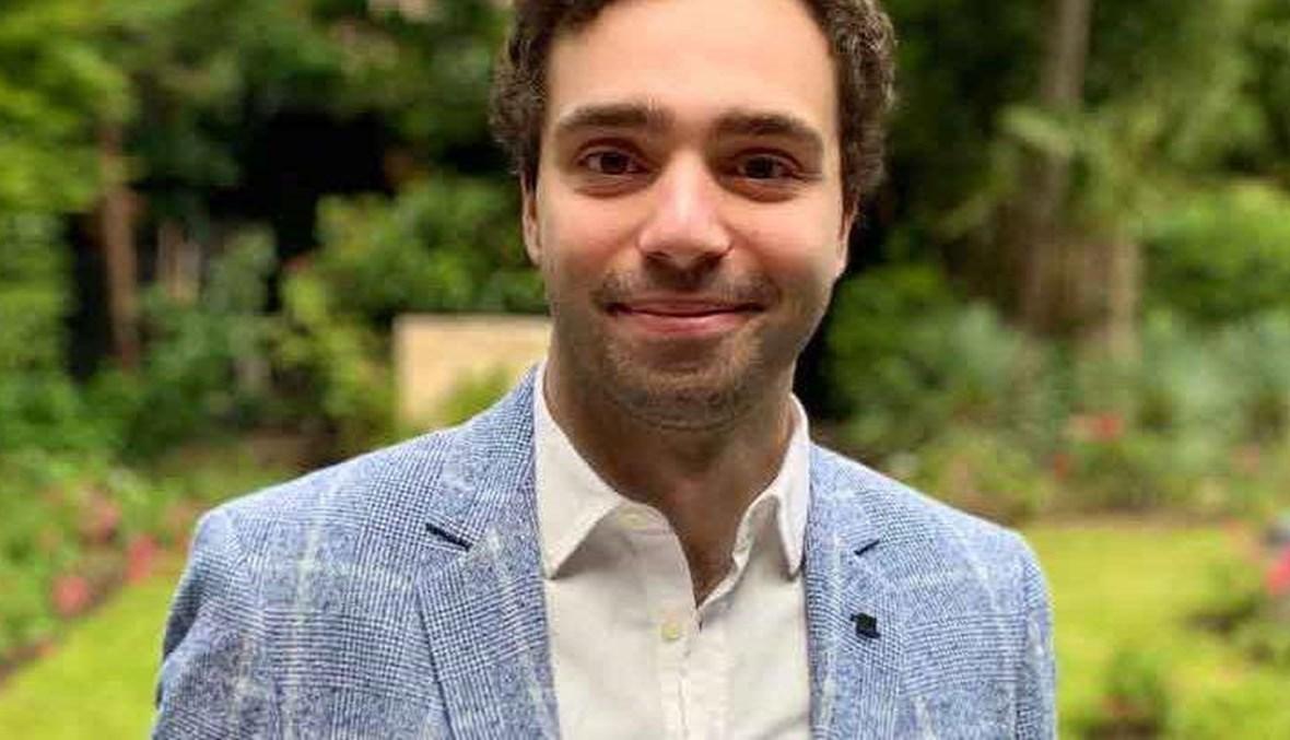 """مرشّح لبناني لجائزة العقول الشابة والطموحة... سيمون عبود لـ""""النهار"""": """"أطلب دعمكم"""""""
