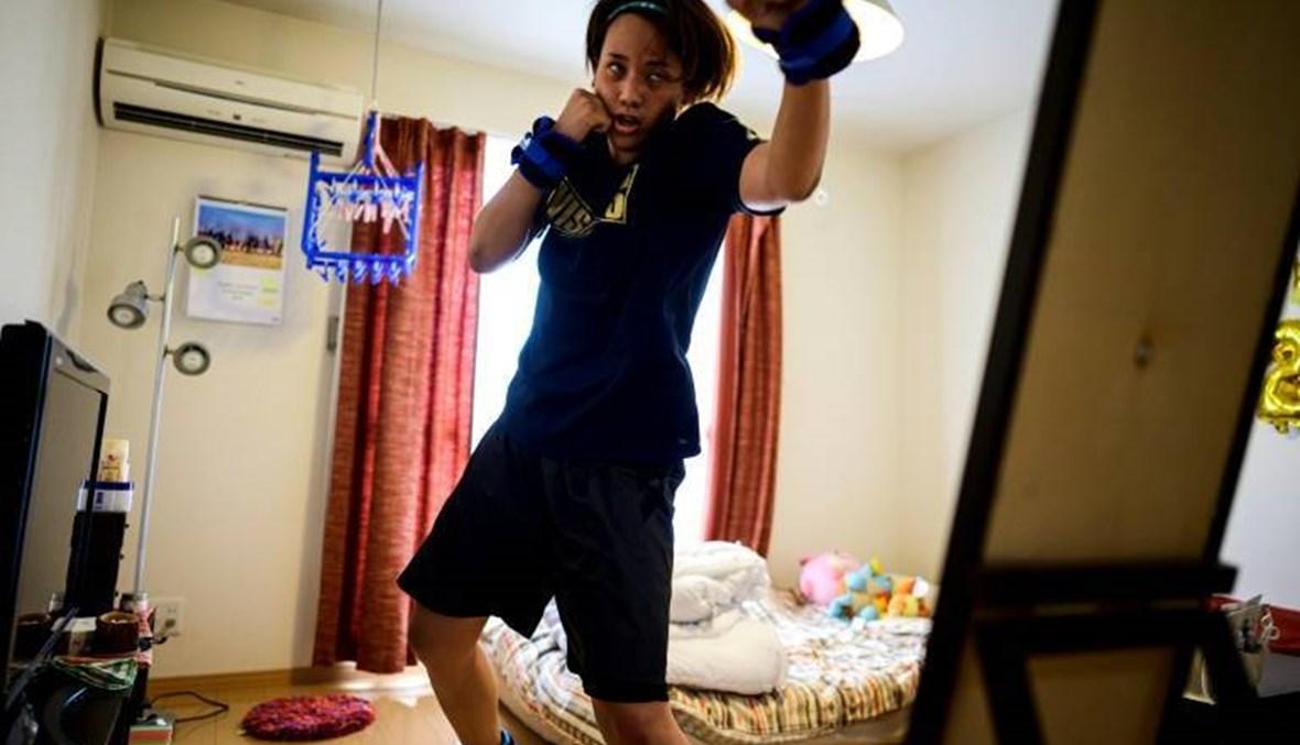 اليابانية أريسا تسوباتا ممرضة تواجه كورونا وملاكِمة مصممة على المشاركة في الأولمبياد