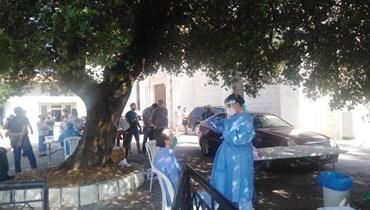 كورونا لبنان: 156 إصابة وعزل أحياء ومناطق \r\nحسن: دخلنا مرحلة التفشي المجتمعي المحدود للوباء