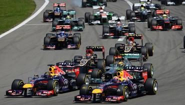 """لا """"فورمولا 1"""" في الولايات المتحدة والبرازيل والمكسيك وكندا"""