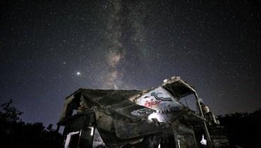 الجيش الإسرائيلي يقول إنه قصف أهدافاً للجيش السوري رداً على إطلاق نار