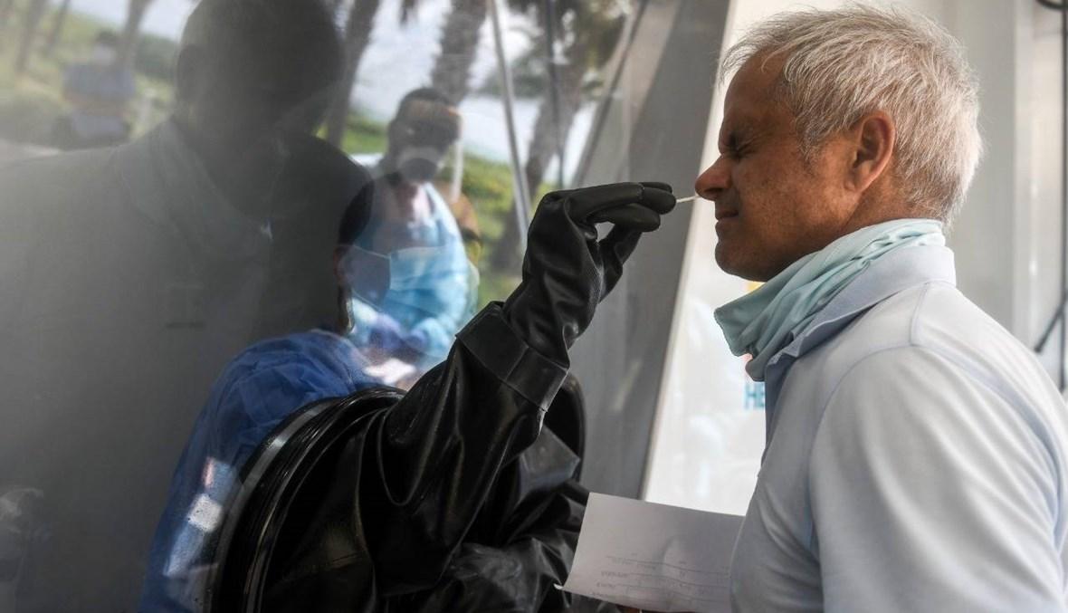 فلوريدا تسبق نيويورك: 9300 إصابة جديدة بكورونا
