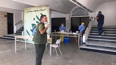 343 إصابة بكورونا خلال يومين والتفشي المجتمعي بات واقعاً إجراءات إقفال محتملة والوباء يقتحم مجلس النواب والمحاكم والإسعاف