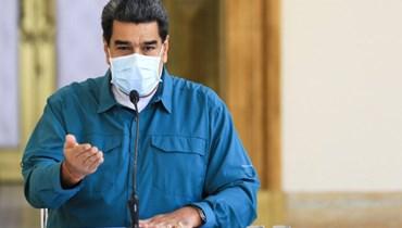 تجنّباً لانتشار كورونا... مادورو يمدّد الحجر في كراكاس وستّ ولايات فنزويلية