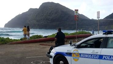 """الإعصار """"دوغلاس"""" يقترب من هاواي... وهانا يتراجع إلى عاصفة استوائية"""