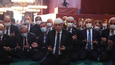 ماذا بعد تحقيق إردوغان هدفه في آيا صوفيا؟