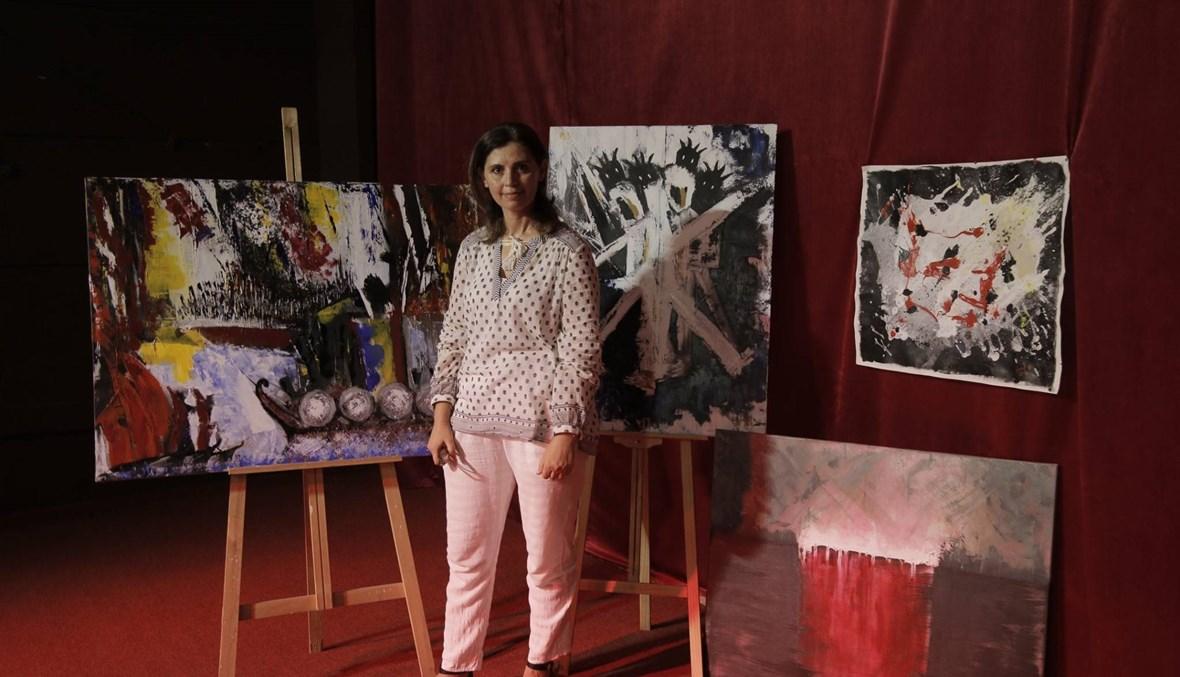 منصّة ثقافية لبنانية جديدة... افتتاح مهرجان صور الدولي للفنون التشكيلية