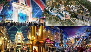 مساحته 136 ضعف ملعب ويمبلي... منتجع خيالي في لندن بكلفة 3.5 مليار إسترليني