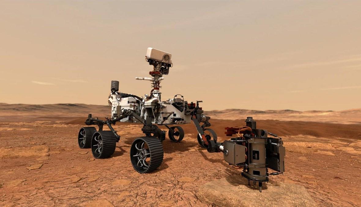 ناسا تطلق رحلتها المرتقبة إلى المريخ غداً