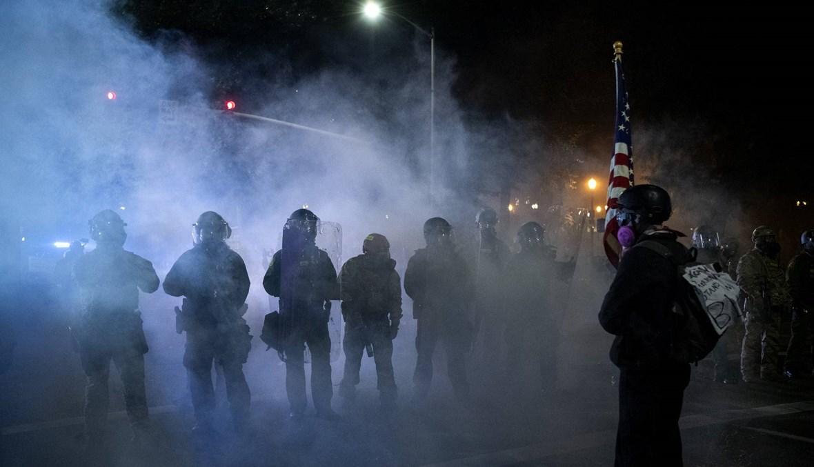 الشرطة الفديراليّة الأميركيّة توافق على انسحاب تدريجي من بورتلاند