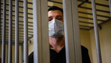 """واشنطن تندّد بالحكم على أميركي بالسجن في موسكو: """"مسرحيّة عبثيّة"""""""