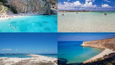 تعرّف إلى قائمة أفضل الشواطئ في أوروبا والعالم للعام 2020