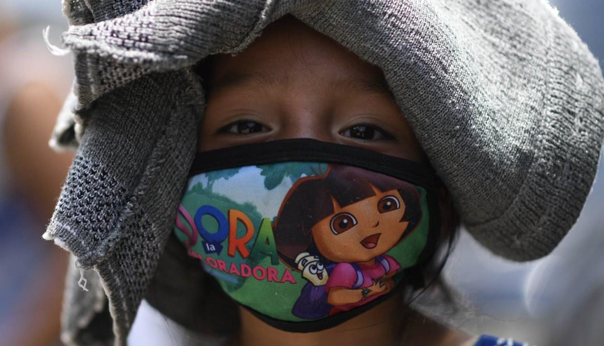 دراسة جديدة: الأطفال يحملون فيروس كورونا