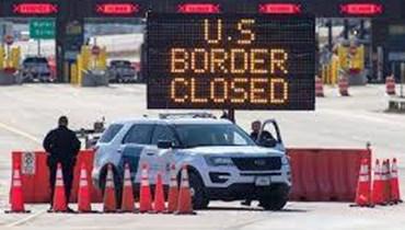 كندا تمدد فترة إغلاق حدودها أمام المسافرين باستثناء الأميركيين