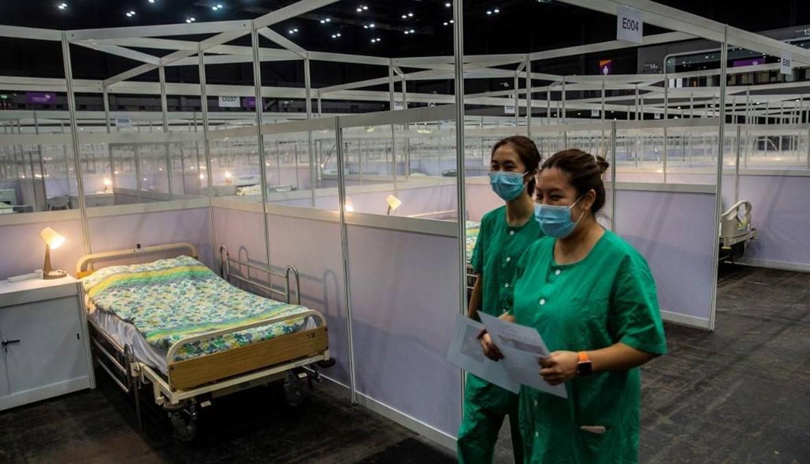 الصين ترسل فريقاً لهونغ كونغ للقيام باختبارات واسعة النطاق للكشف عن كورونا
