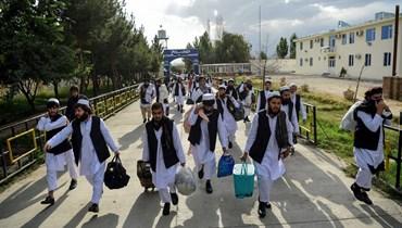 وقف إطلاق نار في أفغانستان: هدوء... والإفراج عن مئات السجناء من طالبان