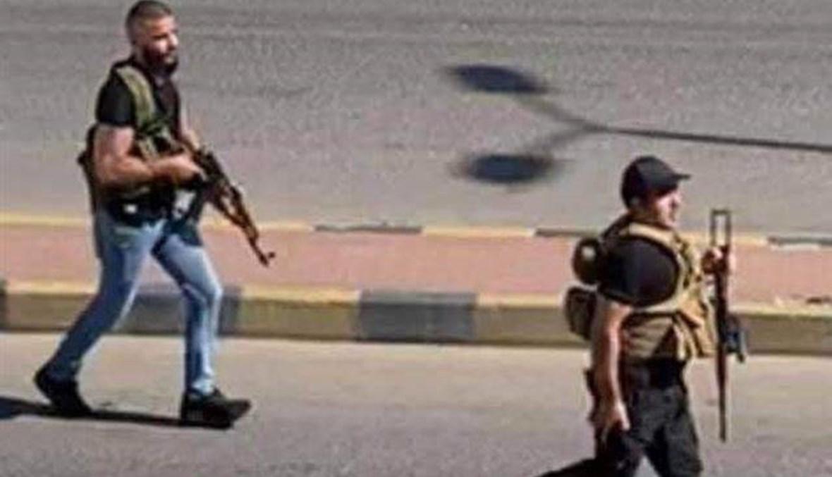 """ظهور مسّلح لـ""""حزب الله"""" في زحلة... وبلبلة"""