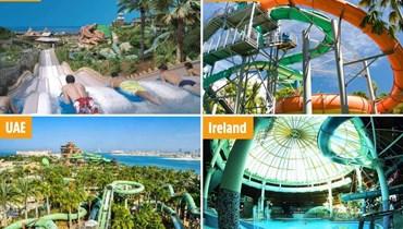من بينها الإمارات ومصر... أفضل 10 حدائق مائية حول العالم للعام 2020
