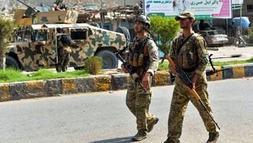 """20 قتيلاً على الأقل إثر هجوم تبنّاه """"داعش"""" على سجن في أفغانستان"""