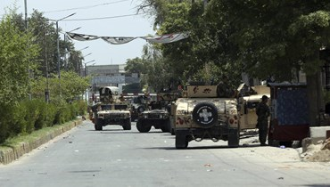 """""""داعش"""" اقتحم سجناً في أفغانستان   \r\n29 قتيلاً وفرار مئات النزلاء"""