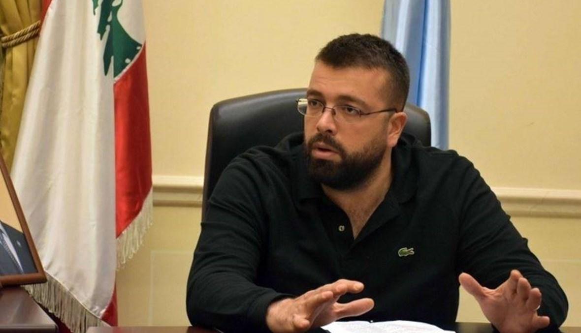 """أحمد الحريري تفقّد مقر تيّار المستقبل المركزي في سبيرز... """"لبنان منكوب"""""""