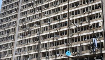 مدير عام مرفأ بيروت: إدارة المرفأ تلقّت تعليمات من القضاء بإقفال فجوة في بوابة العنبر لحماية محتوياته