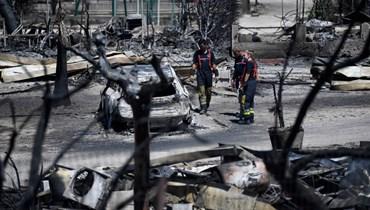 دمار وإجلاء مئات... رجال الإطفاء يسيطرون على حريق كبير في مرسيليا