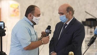 """وزير الخارجية شربل وهبي لـ""""النهار"""": الشعب اللبناني لا يستحقّ هذه الحياة"""