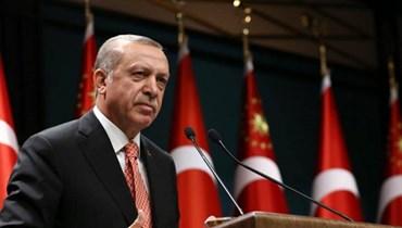 أردوغان يقول الليرة التركية ستستقر