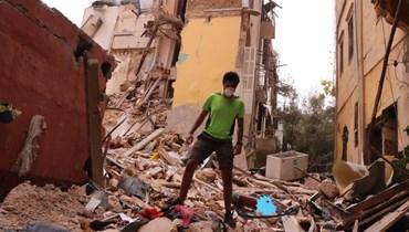 الأمم المتحدة لم تتلقَّ أي طلب للتحقيق في انفجار بيروت بعد دعوة ماكرون