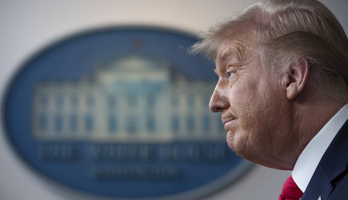 ترامب يحضّر مرسوماً متعلّقاً بخطة إغاثة لمواجهة تبعات كورونا