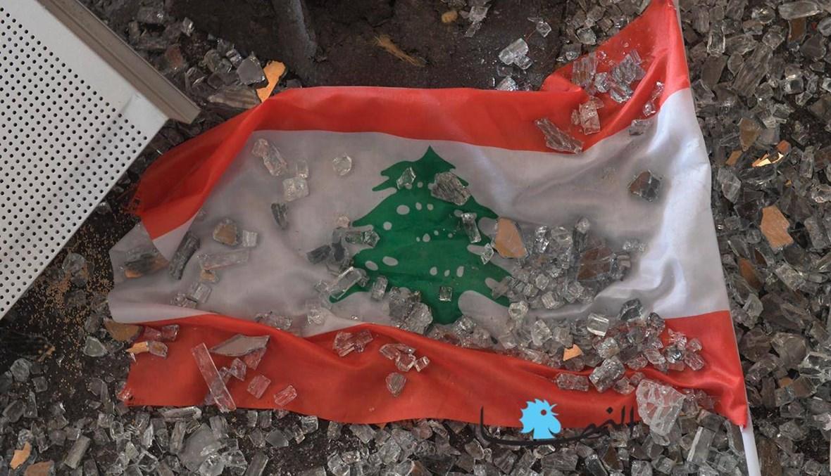"""أوجاع وصرخات الناس: """"قرفنا منكن... لنا لبناننا ولكم لبنانكم"""" (فيديو وصور)"""
