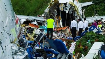 الطائرة الهنديّة المنكوبة: المحقّقون عثروا على الصندوقين الأسودين