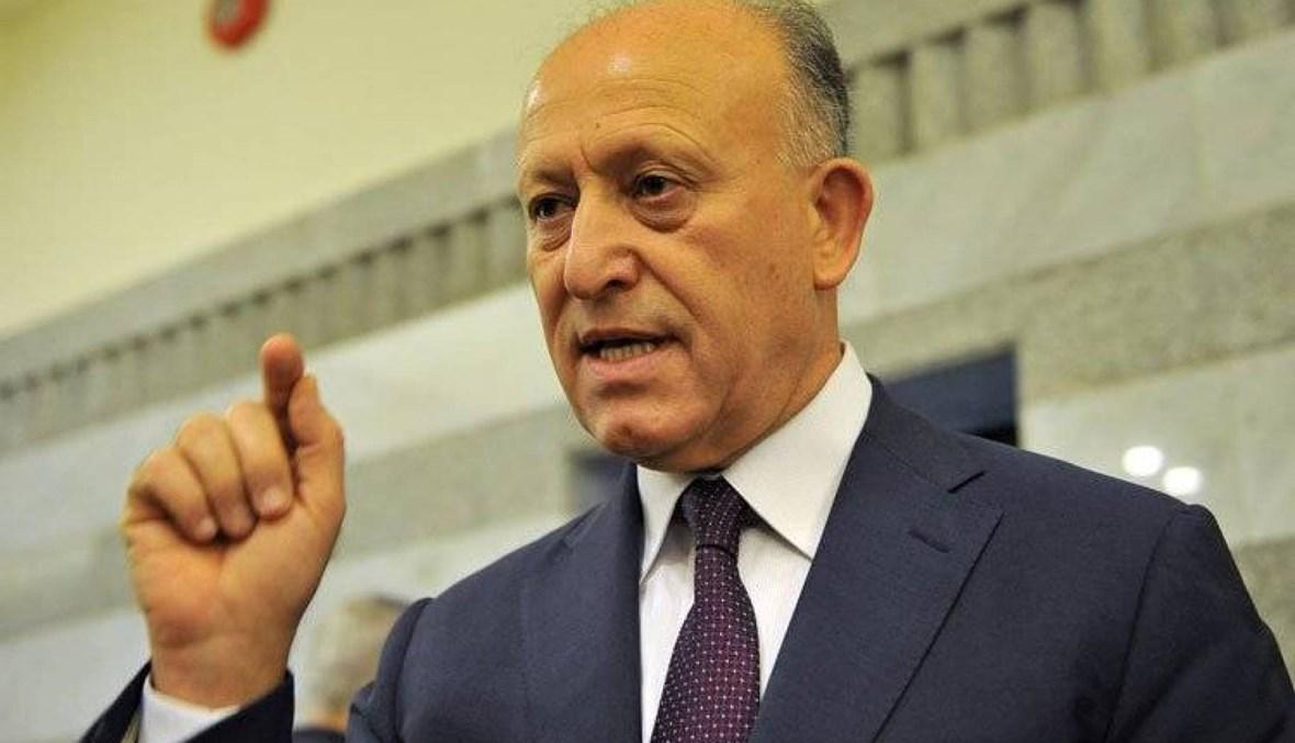 """ريفي: إنّنا أمام جريمة إبادة جماعية ورفض عون للتحقيق العربي والدولي هو بطلب من """"حزب الله"""""""
