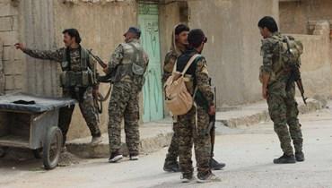 القوات التركية قصفت مواقع للنظام في ريف إدلب