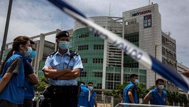 توقيف قطب إعلامي مطالب بالديموقراطية في هونغ كونغ بموجب قانون الأمن القومي