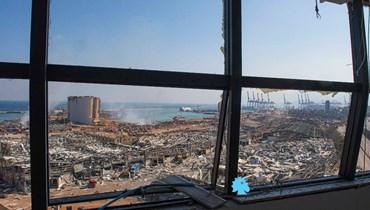 """الأمم المتحدة تُسابق الزمن لإيصال مساعدات إلى بيروت... """"الاحتياجات فورية وهائلة"""""""