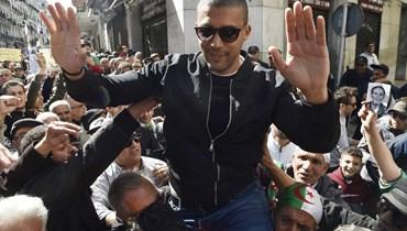 الجزائر: الحكم على الصحافي خالد درارني بالسجن 3 سنوات