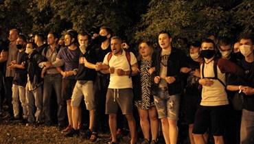 """حلف الأطلسي يبدي """"مخاوف جديّة"""" حيال الانتخابات الرئاسيّة في بيلاروسيا"""