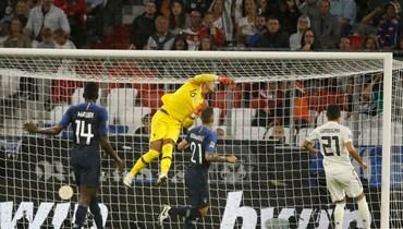 ريال مدريد يشكر حارس سان جيرمان