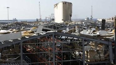 مبان في بيروت صدعها عصفُ الانفجار والأحياء التراثيّة في خطر
