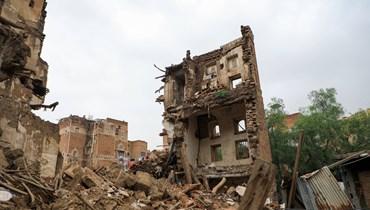 وفاة 172 شخصا في أنحاء اليمن بسبب الأمطار والسيول