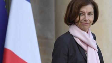 """وزيرة الجيوش الفرنسية في زيارة لبيروت غداً: """"نحن هنا والدعم مستمر"""""""