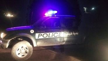 دوريات لشرطة بلدية فنيدق... مراقبة شاحنات وسيارات غريبة قد تحمل مواد خطرة