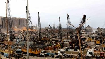 زلزال مرفأ بيروت: نكبة إنسانية واقتصادية... الخسائر 15 مليار دولار والرهان على الانقاذ الدولي