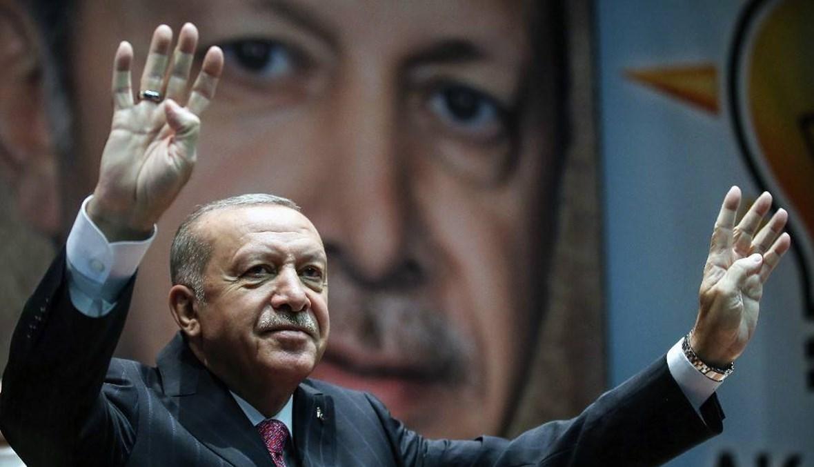 إردوغان: الحلّ الوحيد في شرق المتوسط هو الحوار