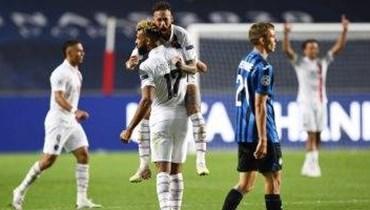 باريس سان جيرمان إلى نصف نهائي دوري الأبطال