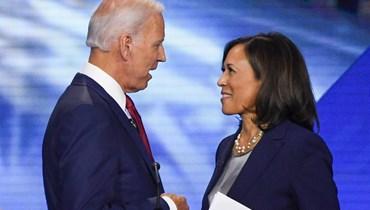 بايدن وهاريس يظهران جبهة موحّدة في الانتخابات الأميركيّة رغم خلافاتهما السابقة