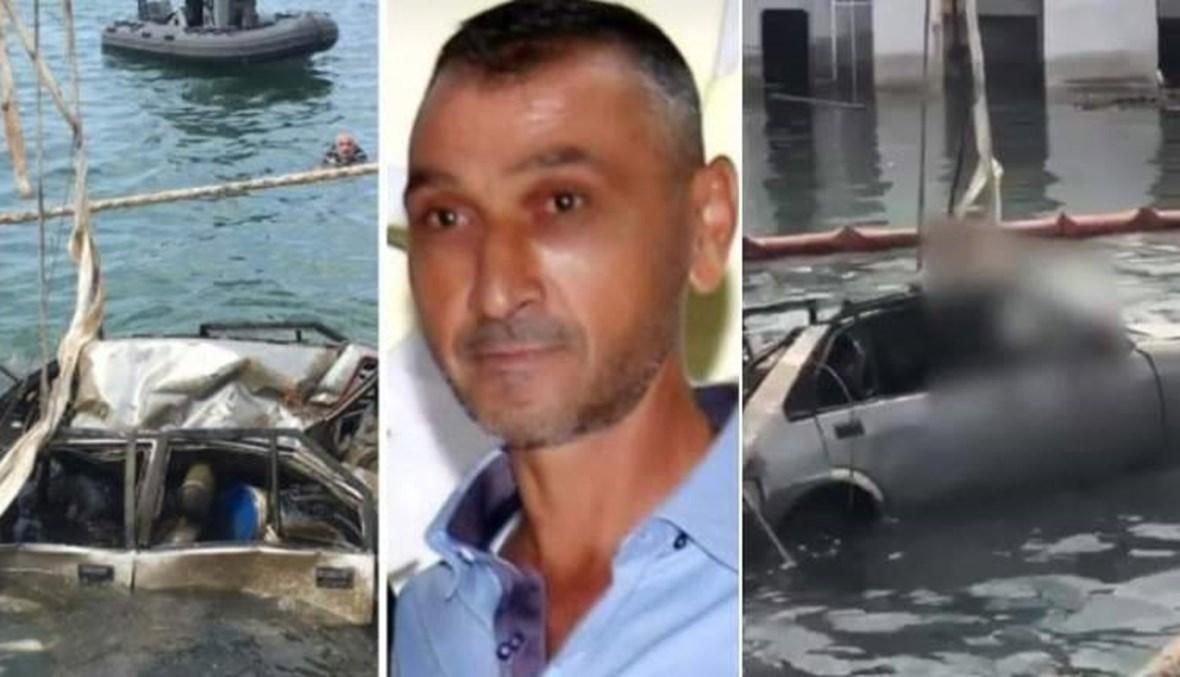 """أراد أن يصطاد السمك """"فاصطاده"""" انفجار بيروت... انتشال الشهيد علي صوان من البحر"""